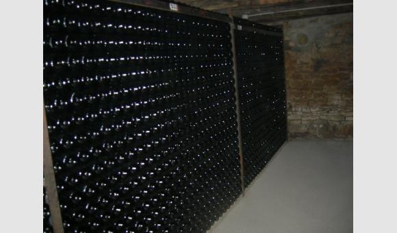 bouteille de vin cerdon